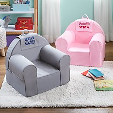 Embroidered Icon Take Along Chair