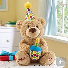 GUND® Happy Birthday Singing Bear