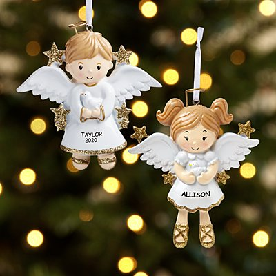 Sweet Angel Ornament