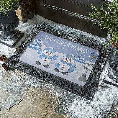 The Original Snow Buddies™ Doormat