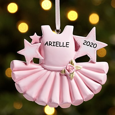 Little Ballerina Ornament