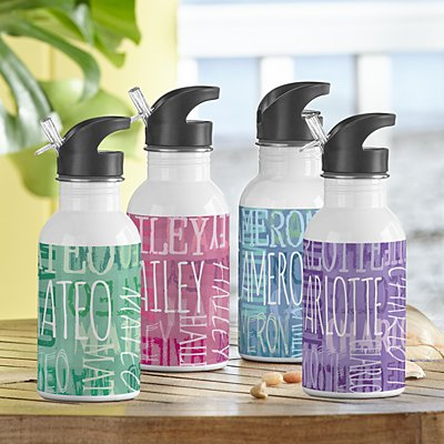 Signature Style Water Bottle
