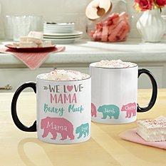 Love Her Beary Much Mug