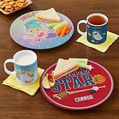 Fun Graphic Personalized Tableware