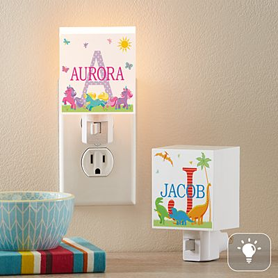 My Own Name Night Light