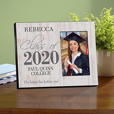 Graduation Memories Rustic Frame