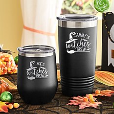 Witches Brew Insulated Tumblers