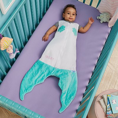 Blankie Tails® Mermaid Baby