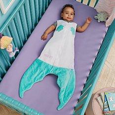 Blankie Tails® Mermaid Baby