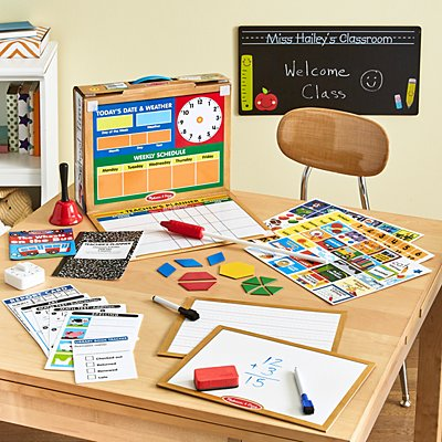 Melissa & Doug® School Time Playset