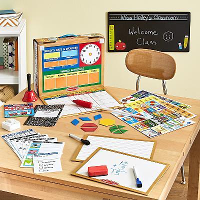 Melissa & Doug® School Time Playset