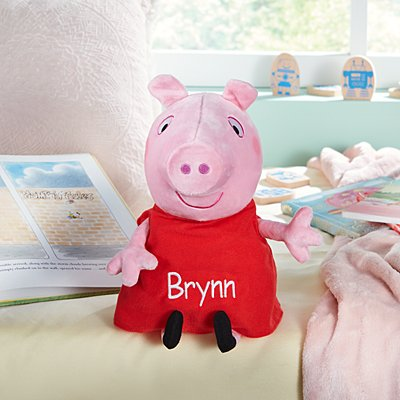 Peppa Pig®  Hug n Oink Talking Plush
