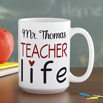 Teacher Life 15oz Mug