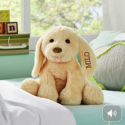 GUND® My Pet Puddles Animated Puppy