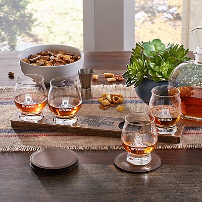 Kentucky Bourbon Cocktail Set