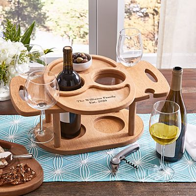 Sip & Serve Wine Set
