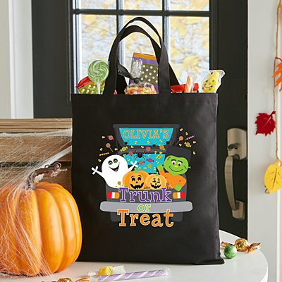 Trunk Or Treat Bag