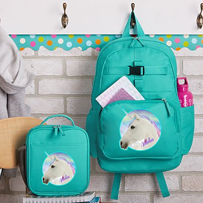 Animal With An Attitude Aqua Backpack Collection