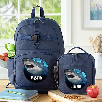 Animal With An Attitude Navy Backpack Collection