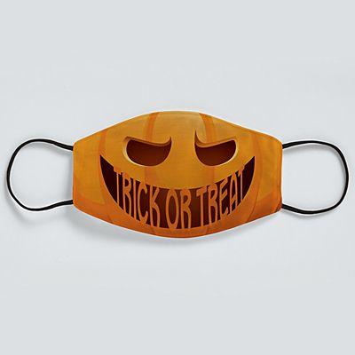 Create Your Own Jack-o-Lantern Face Mask