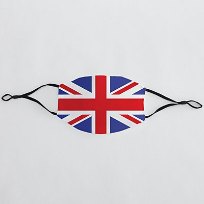 United Kingdom Flags Adult Face Mask