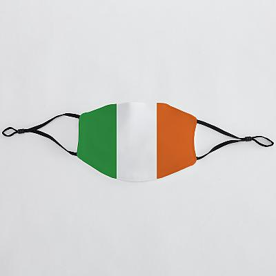 Ireland Flag Adult Face Mask