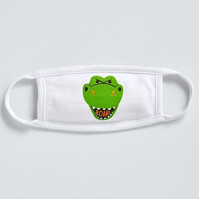 Stephen Joseph® Toddler Face Mask - Dino