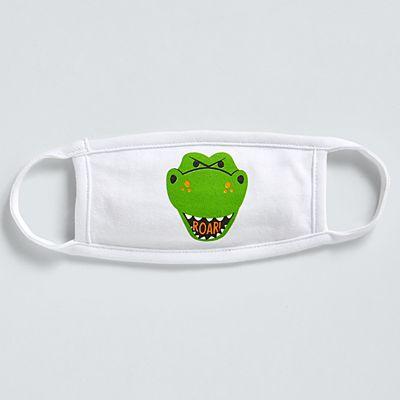 Stephen Joseph® Toddler Face Mask - Dino