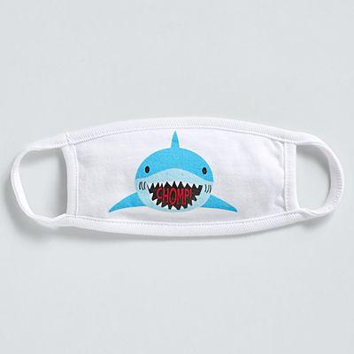 Stephen Joseph® Toddler Face Mask - Shark