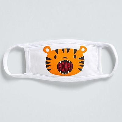 Stephen Joseph® Toddler Face Mask - Tiger
