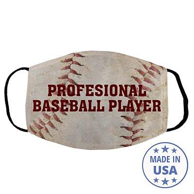 Sports Galore Face Mask - Baseball - Block