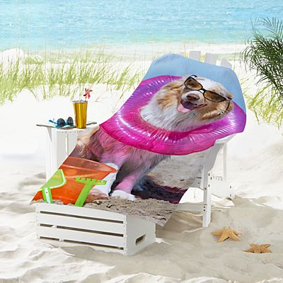 Picture Perfect Photo Beach Towel