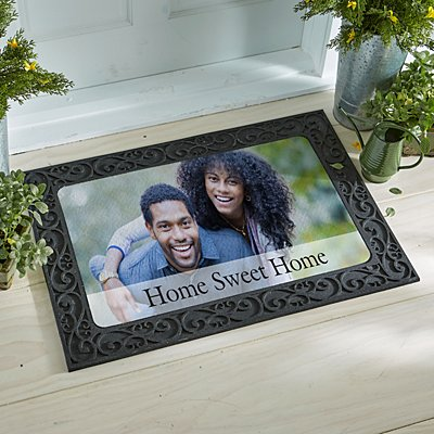 Picture Perfect Photo Doormat