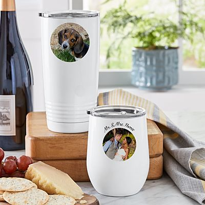 Picture Perfect Photo Insulated Tumblers