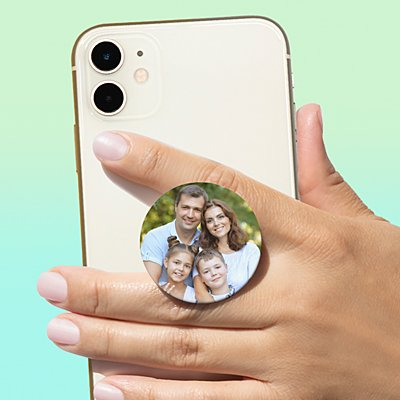 Custom Photo PopSockets PopGrip®