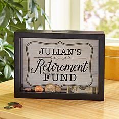 Retirement Fund Wood Bank
