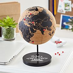 The Best Is Yet To Come Cork Globe