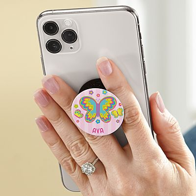 Butterfly PopSockets PopGrip®