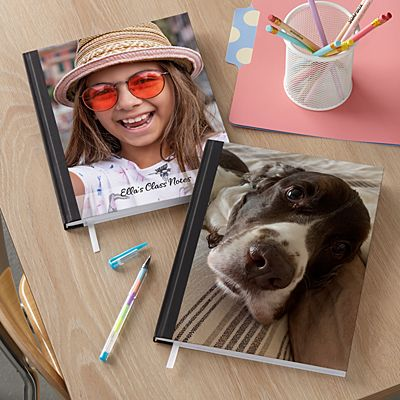 Picture Perfect Photo Notebook
