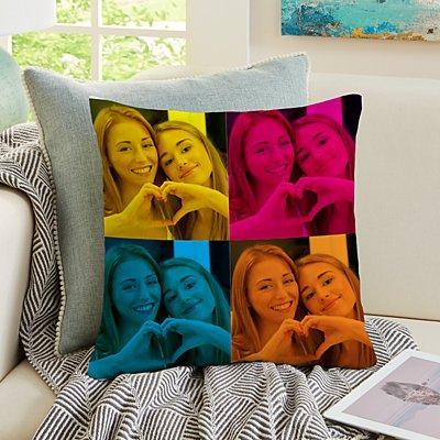 Pop Art Photo Pillow