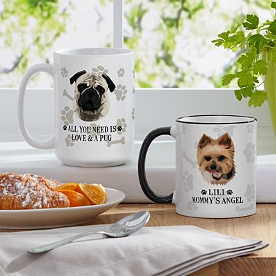 Dog Breed Coffee Mug