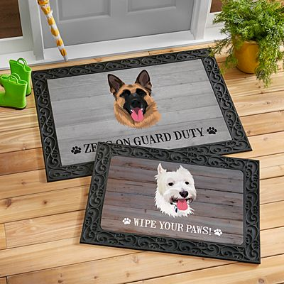 Dog Breed Doormat