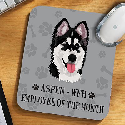 Dog Breed Mouse Pad