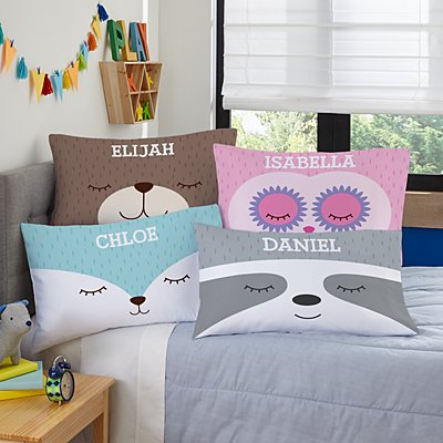 Night Night Baby Pillowcase