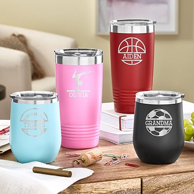 Sports Fan Insulated Tumbler