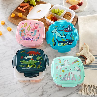 Stephen Joseph® Fun Friends Snack Box with Ice Pack