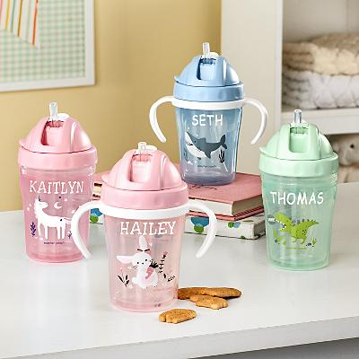 Stephen Joseph® Sweet Baby Straw Cup
