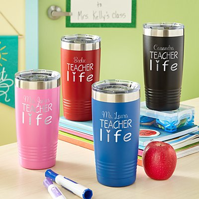 Teacher Life Insulated Tumbler
