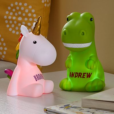 Night Time Friends Color Changing Nightlights