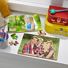 Picture Perfect Photo Wooden Puzzle